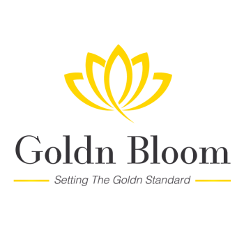 Goldn Bloom, Transparent, 800px