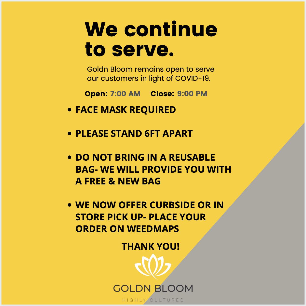 Goldn Bloom Cannabis Store